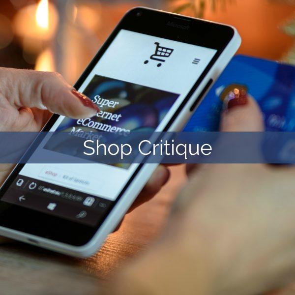 Shop critique Benavides virtual services